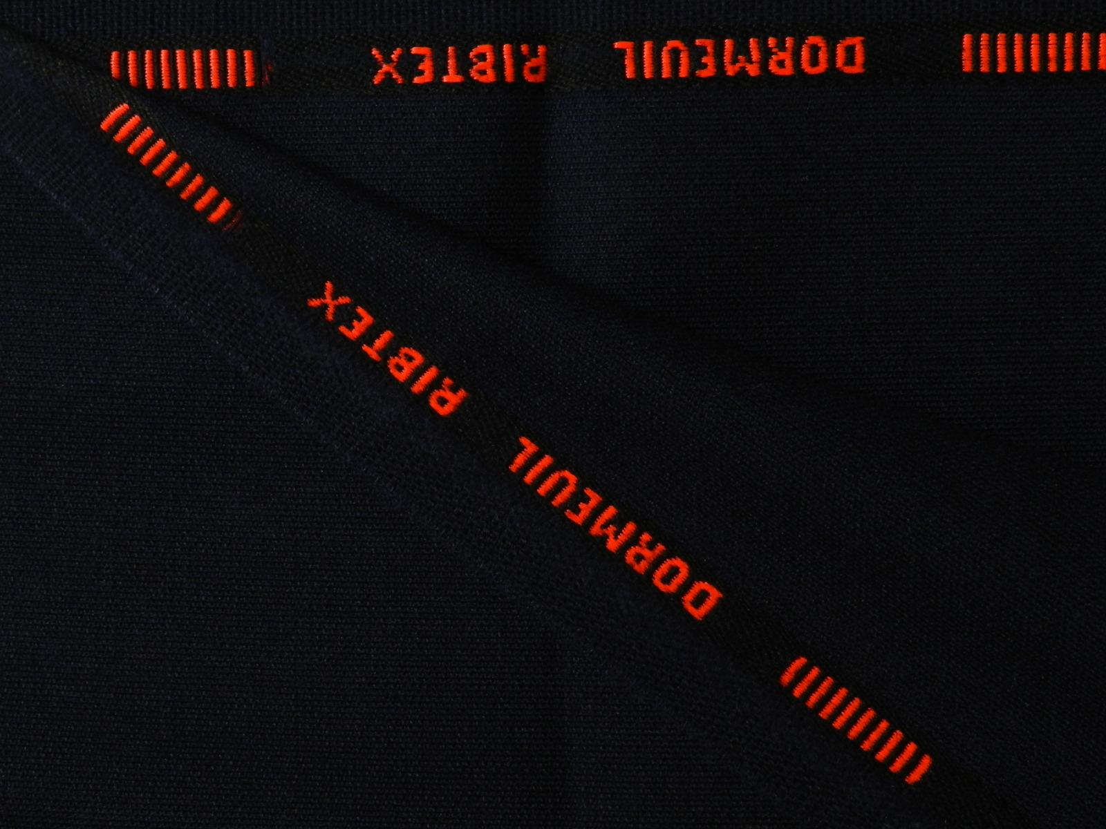 DORMEUIL(ドーメル) / RIBTEX / ENGLAND / ネイビー 系 / 織り柄 系