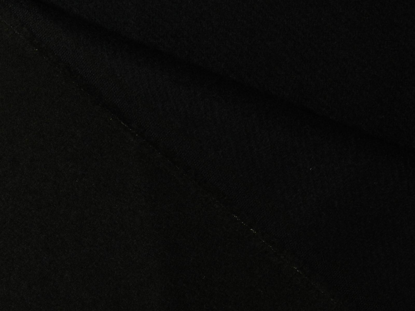 LORO PIANA(ロロ・ピアーナ) / ITALY / ウール / カシミア / ブラック 系 / 織り柄 系